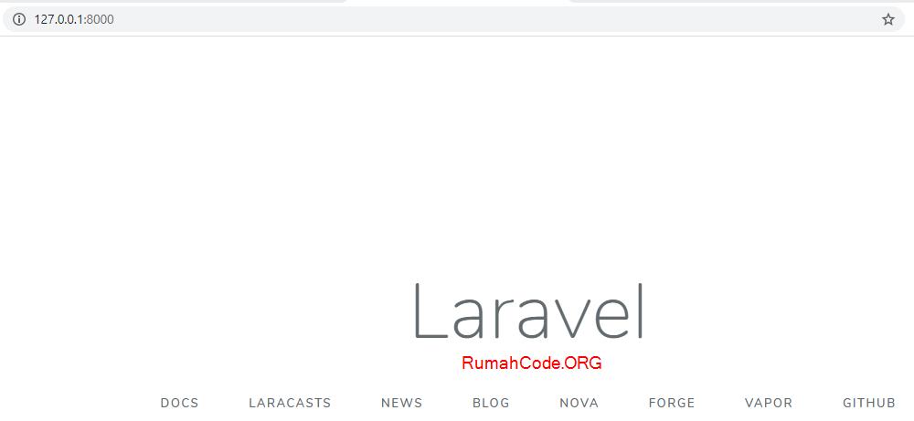 how to instal laravel